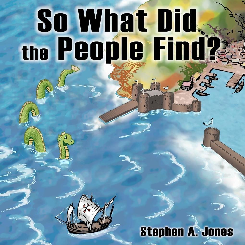 So What Did the People Find? als Taschenbuch
