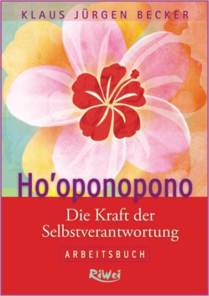 Ho'oponopono als Buch (kartoniert)
