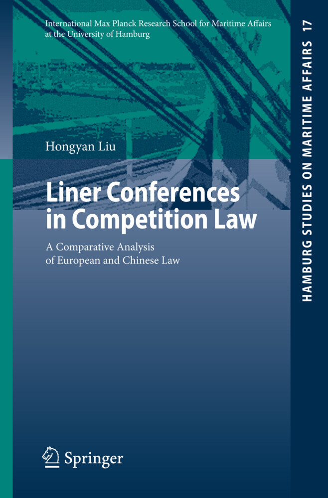 Liner Conferences in Competition Law als Buch (kartoniert)