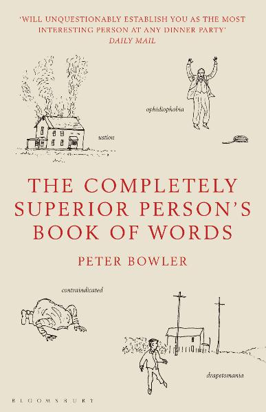 The Completely Superior Person's Book of Words als Buch (gebunden)
