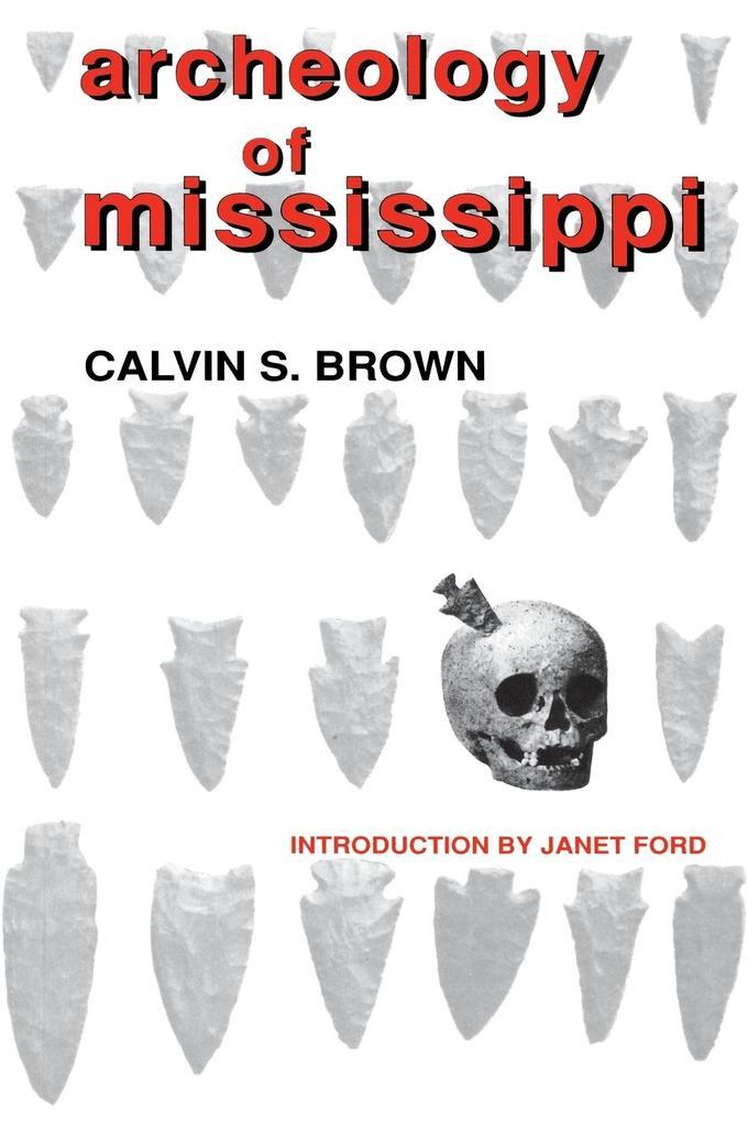Archeology of Mississippi als Taschenbuch