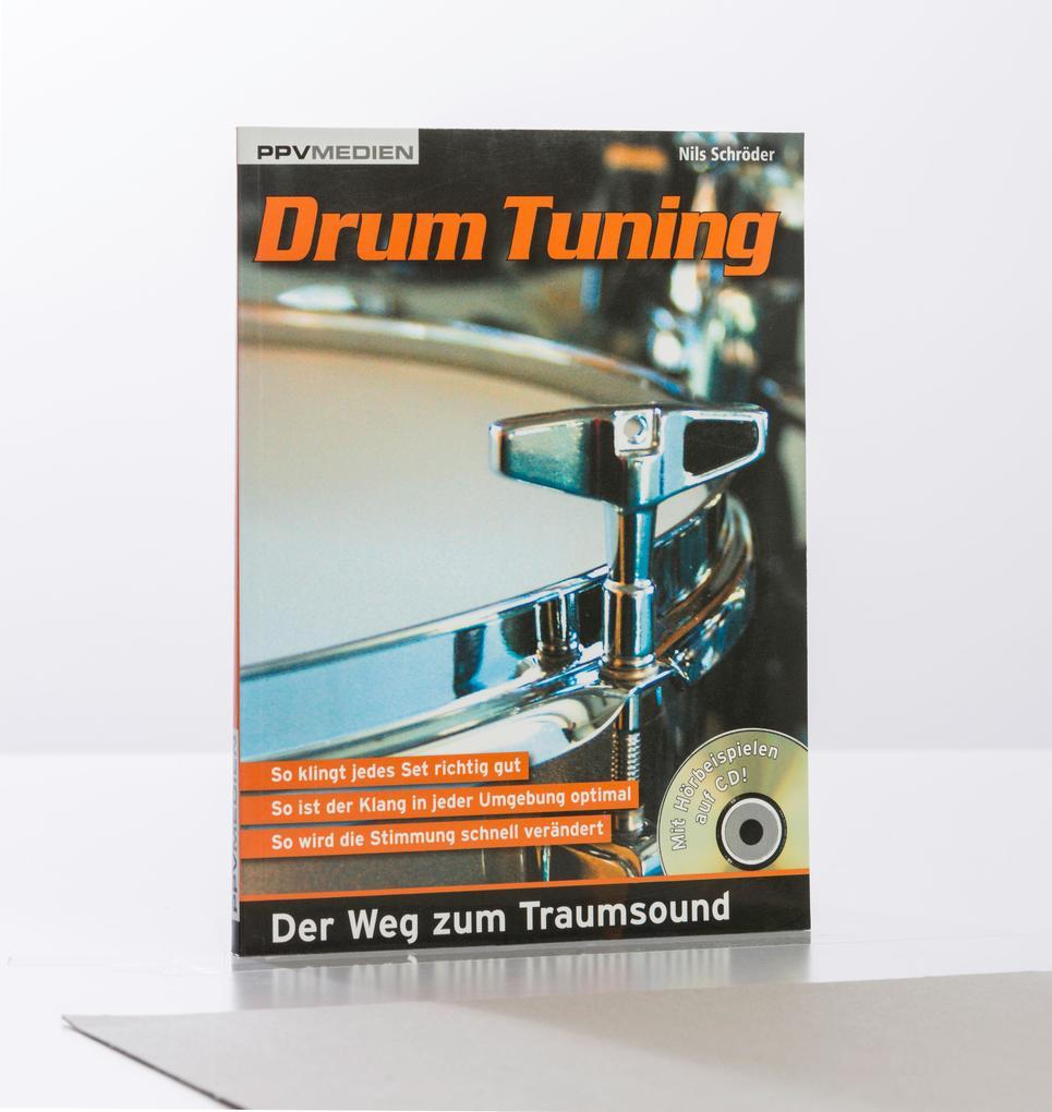 Drum Tuning als Buch (kartoniert)