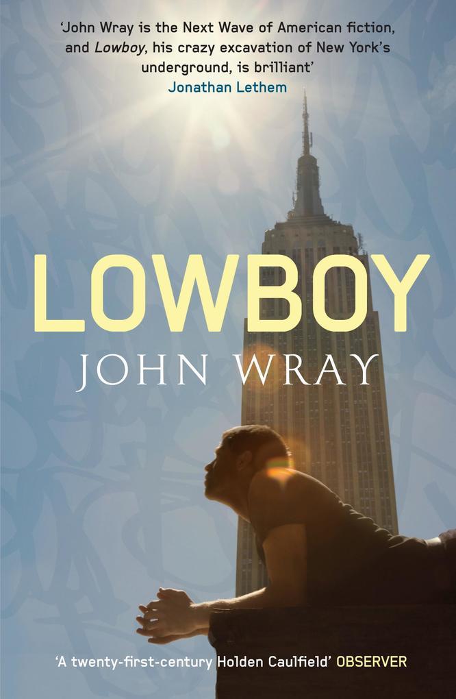 Lowboy als eBook epub