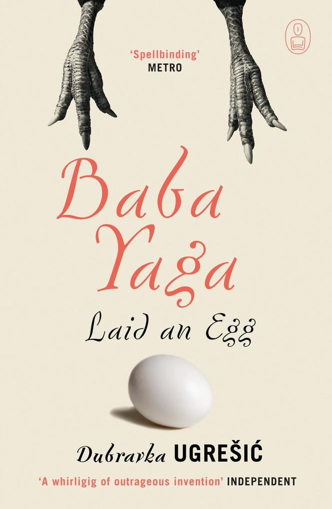 Baba Yaga Laid an Egg als eBook epub