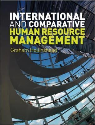 International and Comparative Human Resource Management als Taschenbuch