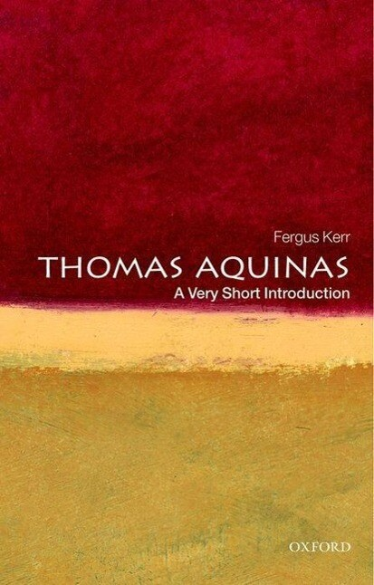 Thomas Aquinas: A Very Short Introduction als Taschenbuch