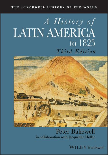 Bakewell, P: History of Latin America to 1825 als Taschenbuch