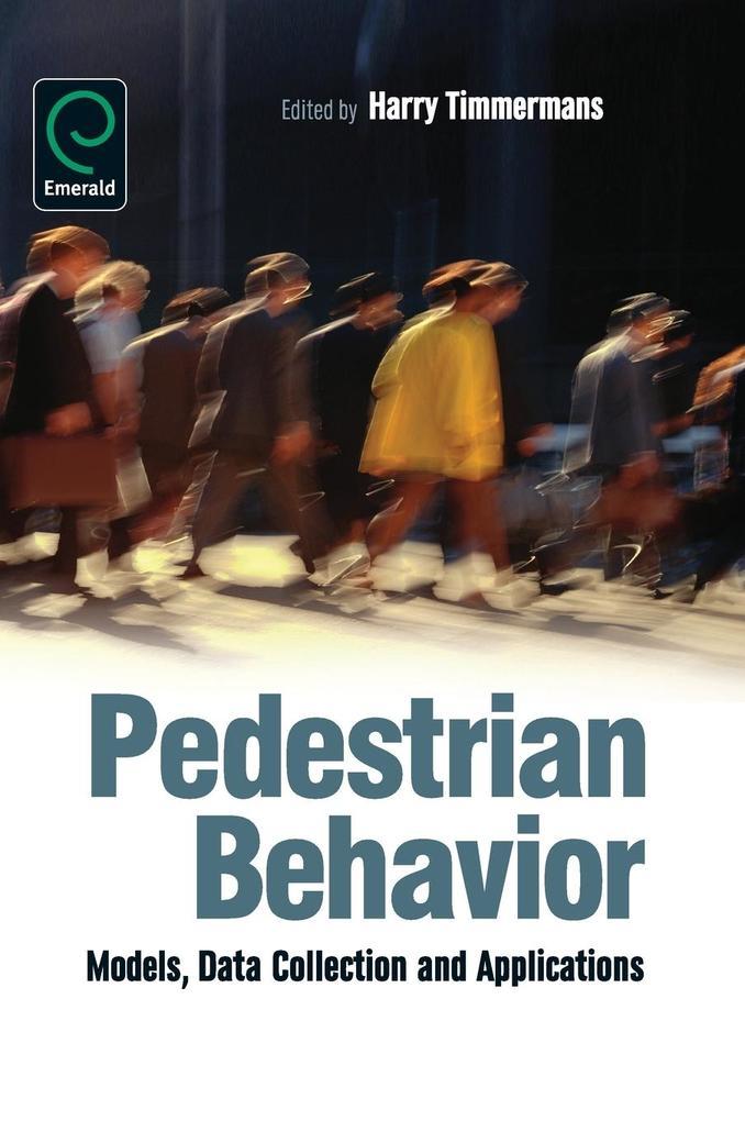 Pedestrian Behavior als Buch (gebunden)