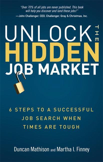 Unlock the Hidden Job Market als Taschenbuch