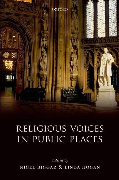 Religious Voices in Public Places als Buch (gebunden)