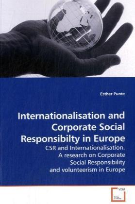 Internationalisation and Corporate Social Responsibilty in Europe als Buch (kartoniert)