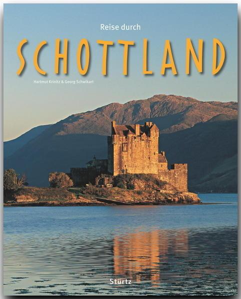 Reise durch Schottland als Buch (gebunden)