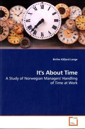 It's About Time als Buch (gebunden)