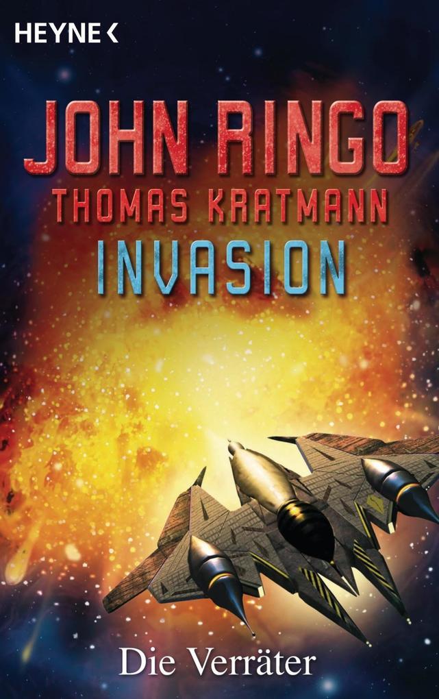 Invasion - Die Verräter als eBook epub