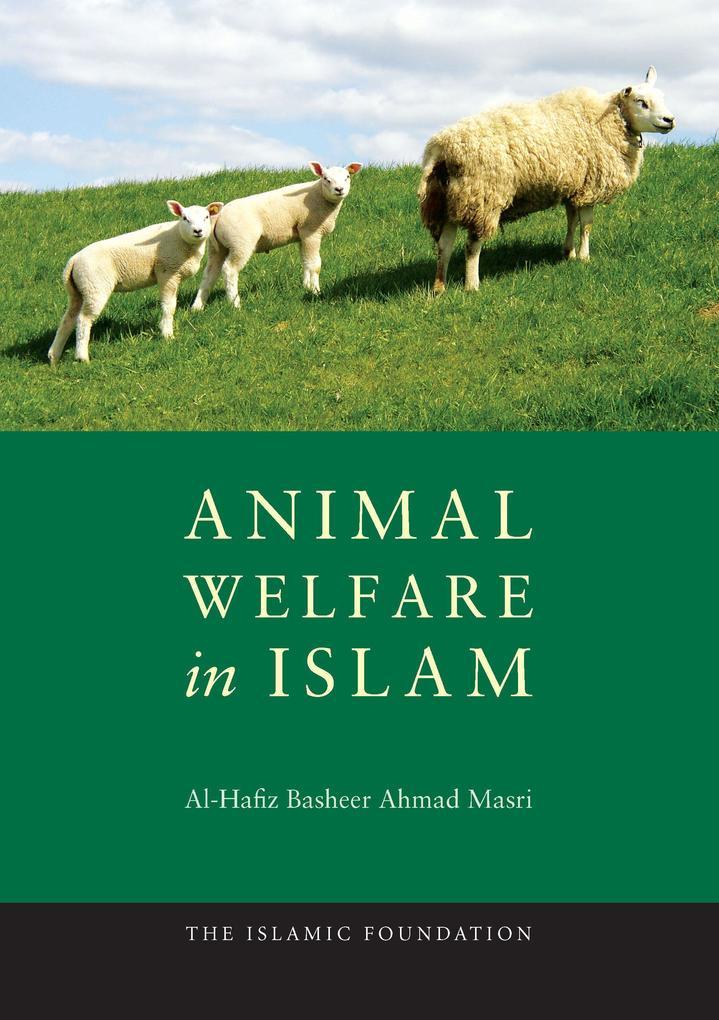 Animal Welfare in Islam als Taschenbuch