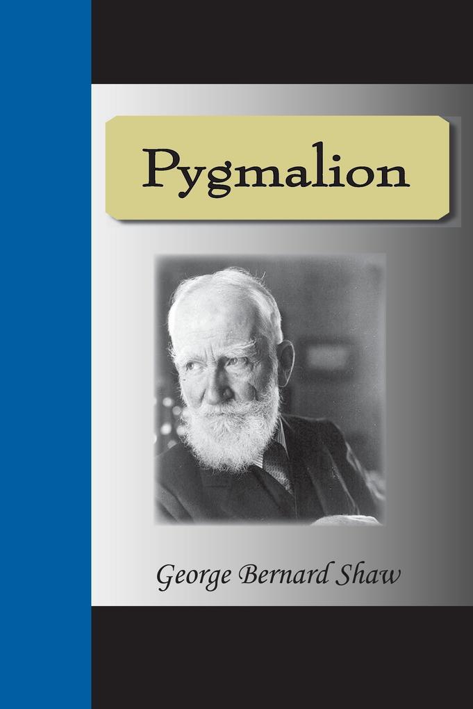 Pygmalion als Buch (gebunden)