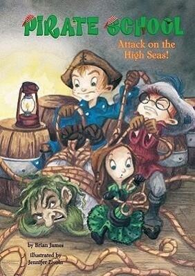 Attack on the High Seas! als Buch (gebunden)