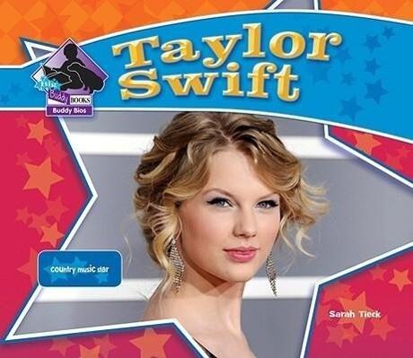 Taylor Swift: Country Music Star als Buch (gebunden)
