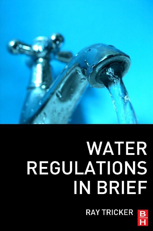 Water Regulations In Brief als Taschenbuch