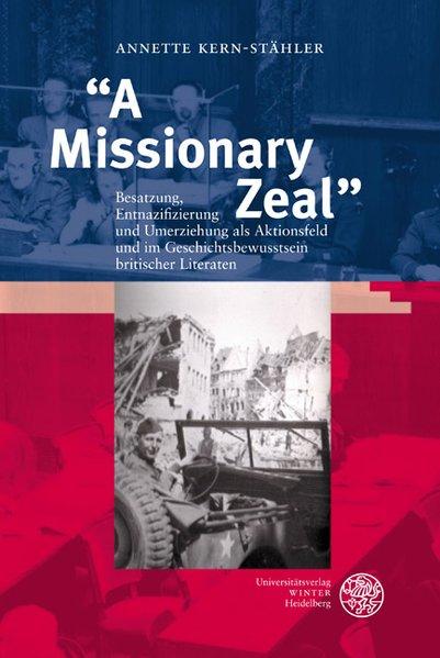 """A Missionary Zeal"" als Buch (gebunden)"