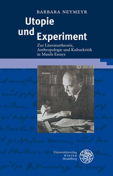 Utopie und Experiment als Buch (gebunden)
