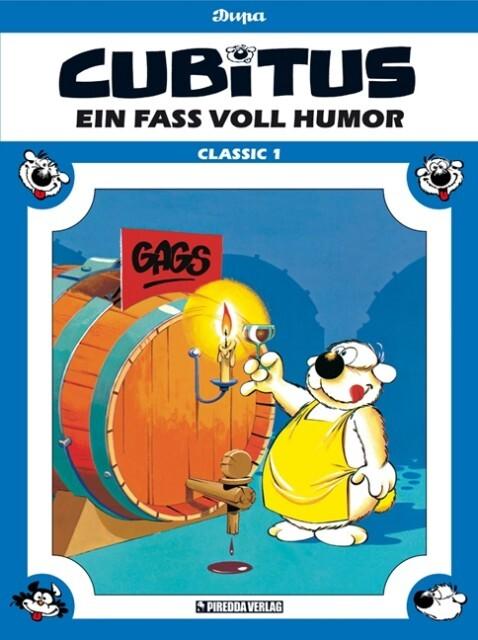 Cubitus - Ein Fass voll Humor als Buch (kartoniert)