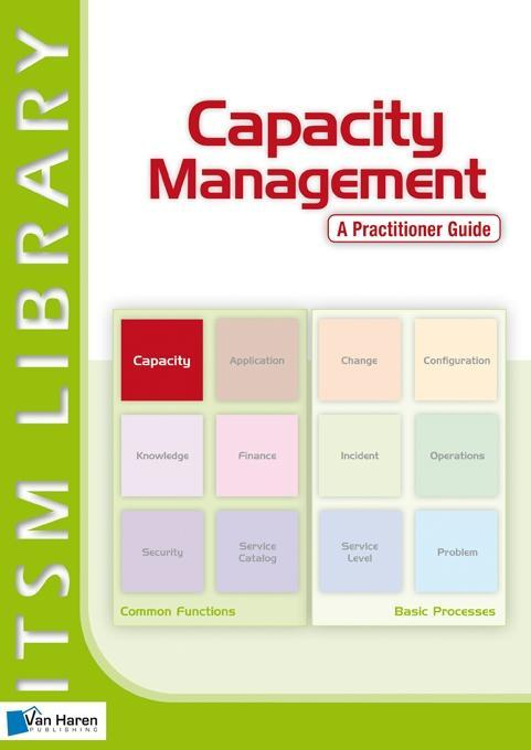 Capacity Management - a Practitioner Guide als Buch (kartoniert)