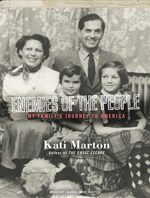 Enemies of the People: My Family's Journey to America als Hörbuch CD