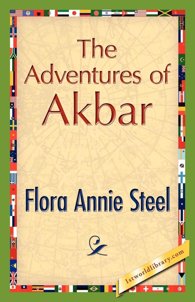 The Adventures of Akbar als Taschenbuch