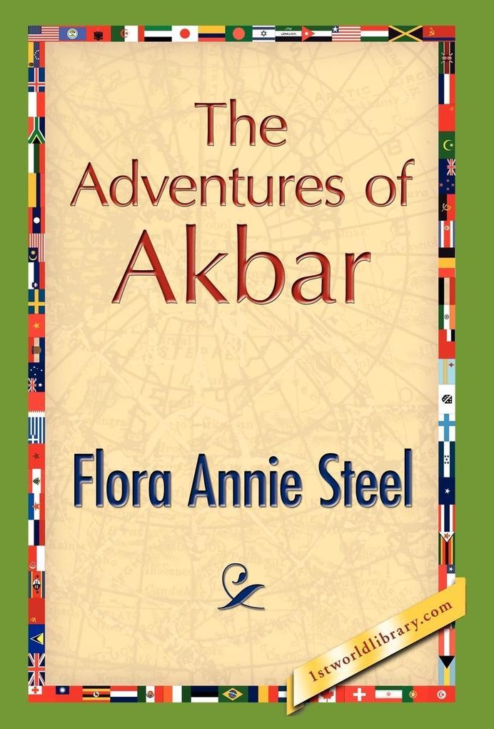 The Adventures of Akbar als Buch (gebunden)