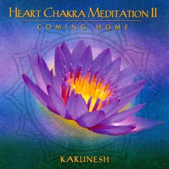 Heart Chakra Meditation Vol. 2 als CD