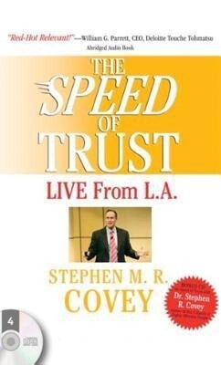 The Speed of Trust: Live from L.A. als Hörbuch CD