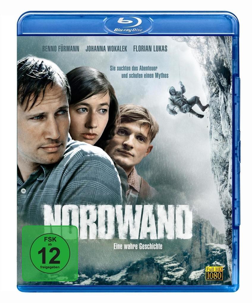 Nordwand als Blu-ray