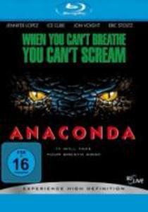 Anaconda als Blu-ray
