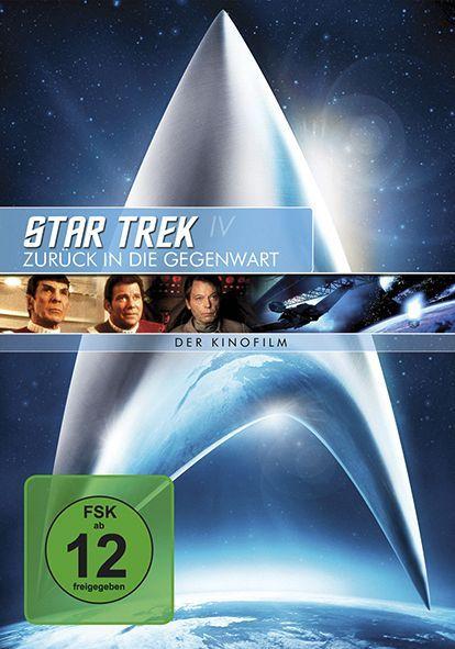 Star Trek IV - Zurück in die Gegenwart als DVD
