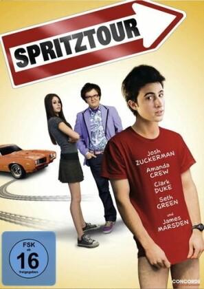 Spritztour - Sie verlassen jungfräuliches Territorium! als DVD