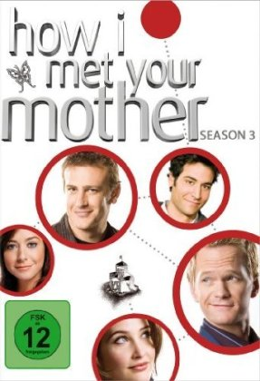 How I met your Mother als DVD