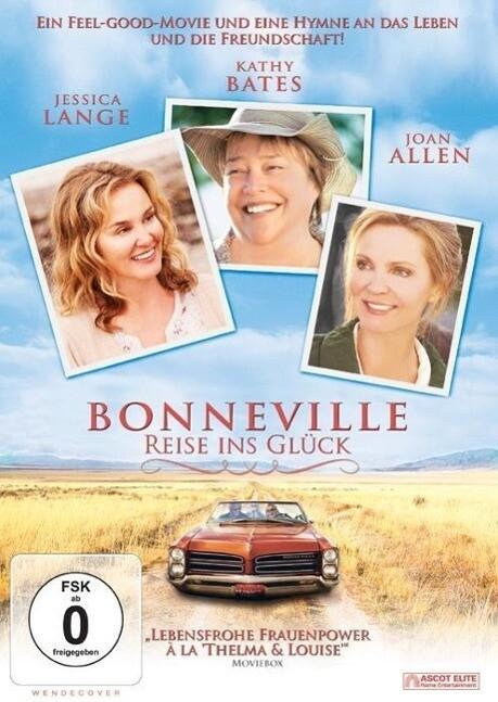 Bonneville - Reise ins Glück als DVD