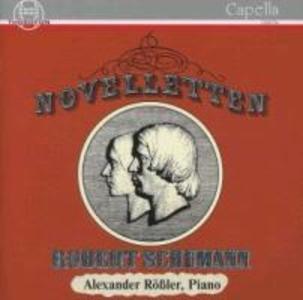 Schumann,Robert: Noveletten als CD