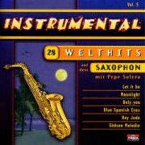 Instrum.Vol.5-Saxophon als CD