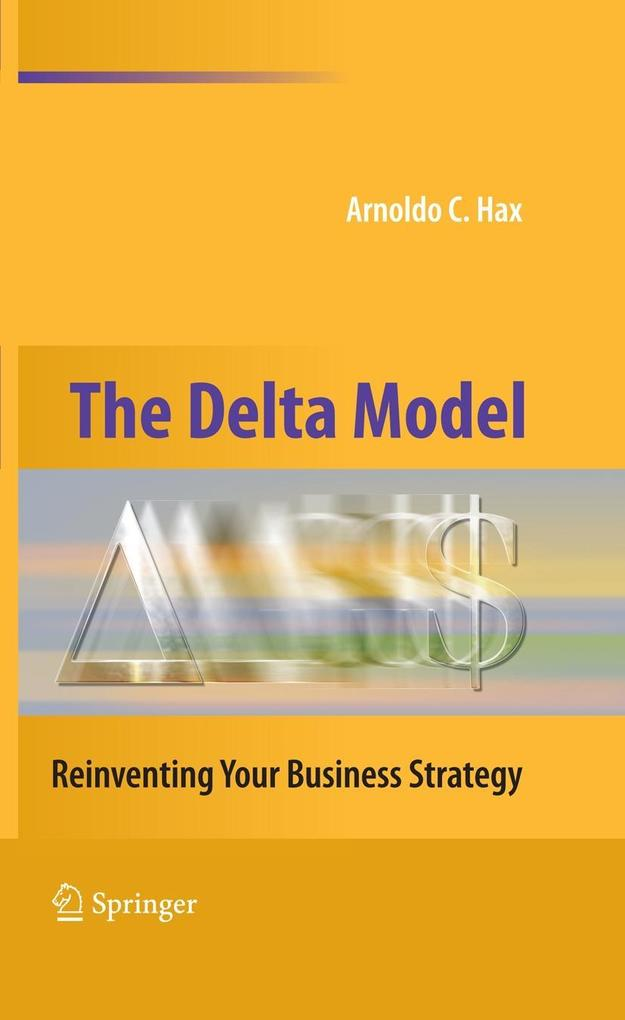 The Delta Model als Buch (gebunden)
