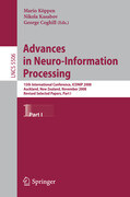Advances in Neuro-Information Processing. Vol.1