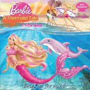 Barbie in a Mermaid Tale: A Storybook (Barbie) [With Sticker(s)]