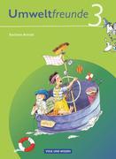 Umweltfreunde 3. Schuljahr. Neubearbeitung 2009. Schülerbuch. Sachsen-Anhalt