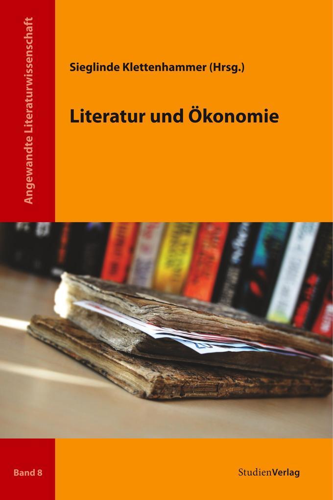 Literatur und Ökonomie als Buch (kartoniert)