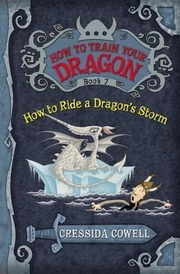 How to Train Your Dragon: How to Ride a Dragon's Storm als Buch (gebunden)