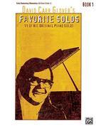David Carr Glover's Favorite Solos, Book 1: 11 of His Original Piano Solos