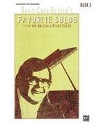 David Carr Glover's Favorite Solos, Book 3: 11 of His Original Piano Solos