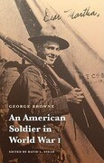 An American Soldier in World War I