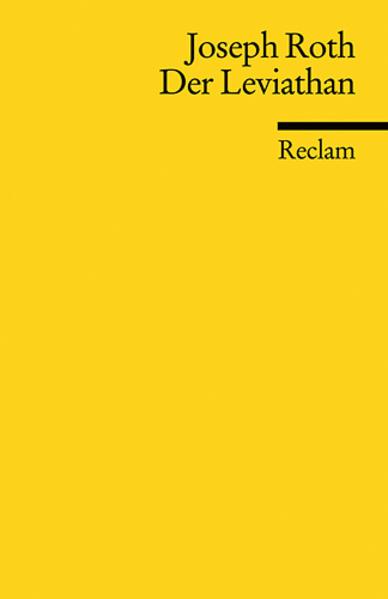 Der Leviathan als Taschenbuch